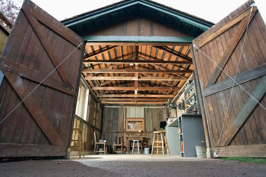 カリフォルニア州のパロアルトにあるこのガレージは、1938年にビル・ヒューレットとデビッド・パッカードがHPを設立した場所で「シリコンバレーの発祥地」と呼ばれている。