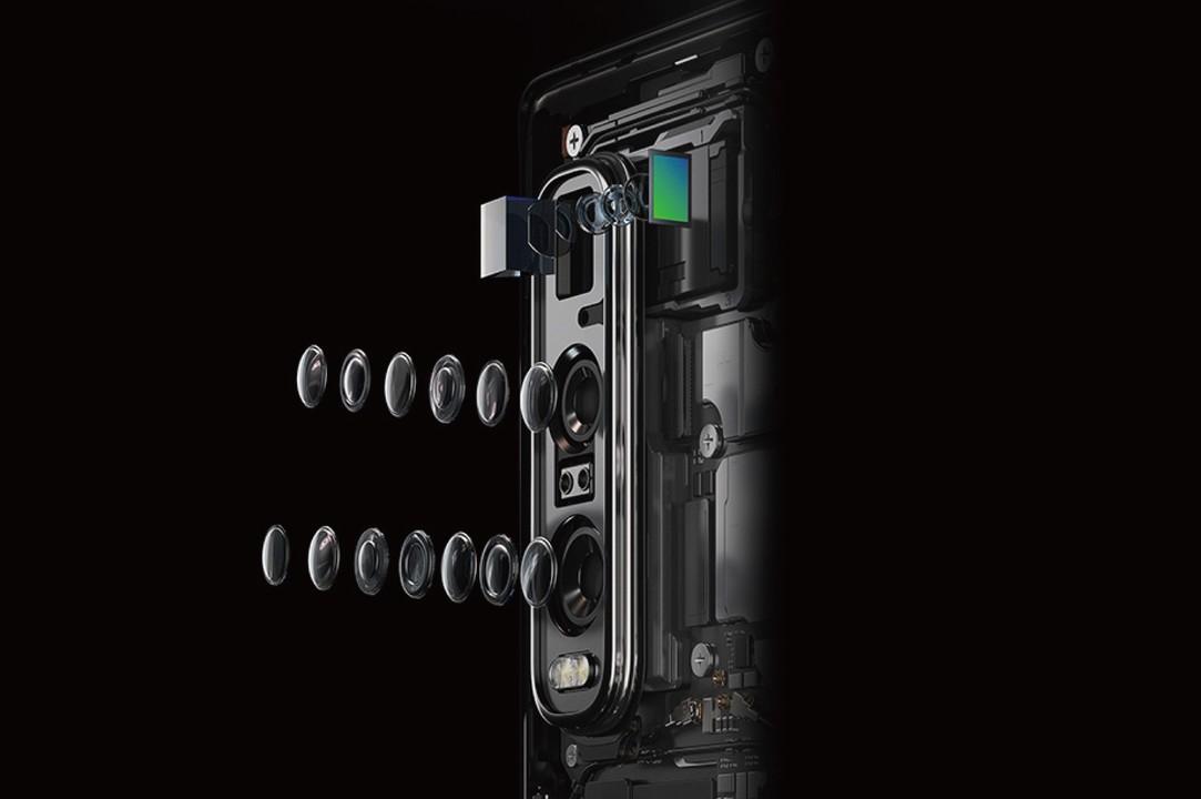 FindX2 Proのカメラ