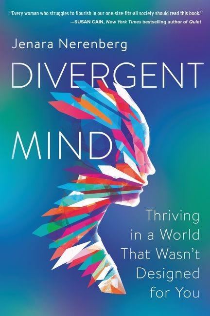 『Divergent Mind』ジェナラ・ネレンバーグ(Jenara Nerenberg)