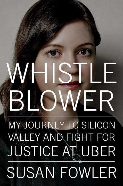 『Whistleblower』スーザン・ファウラー(Susan Fowler)