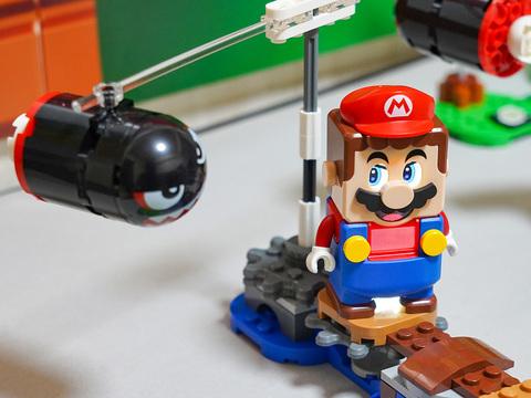 レゴ マリオとキラー