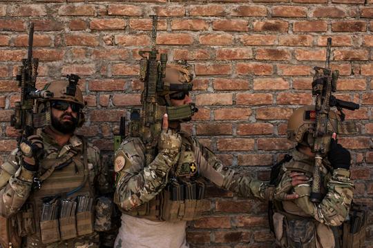 アフガニスタン 米軍