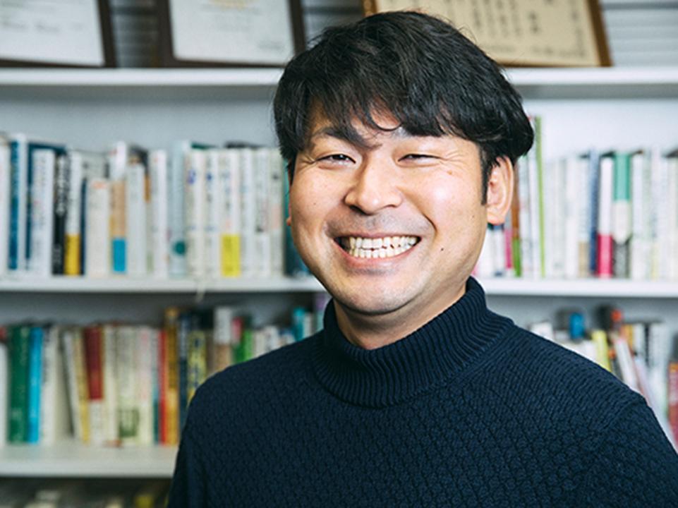 長尾彰さん