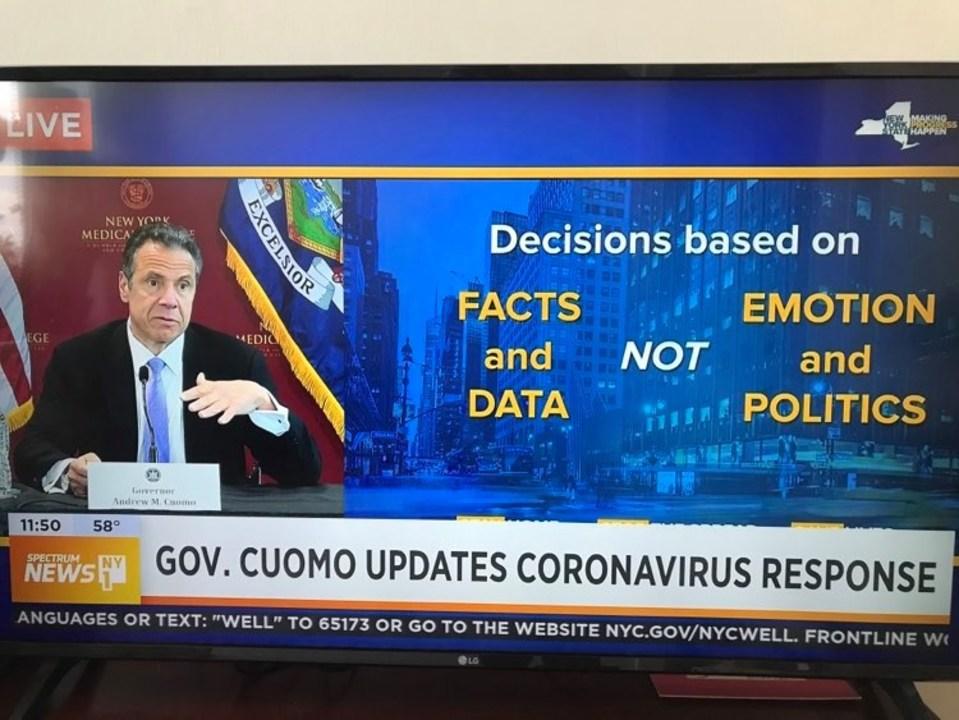 ニューヨーク・クオモ知事