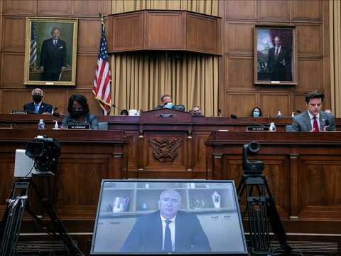 米議会下院司法委員会反トラスト小委員会の公聴会
