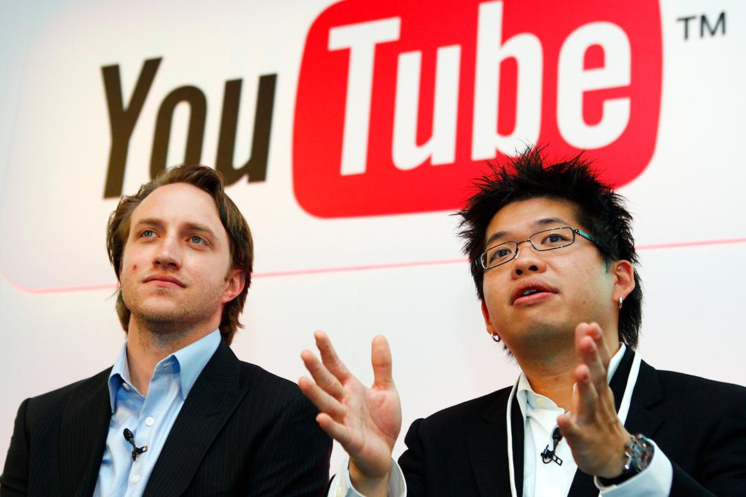 YouTube 共同創業者