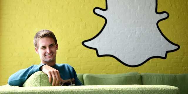 スナップチャットのエバン・シュピーゲルCEOは、25歳でビリオネアになった。