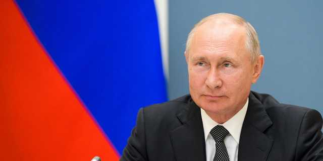 ロシアのウラジミール・プーチン大統領