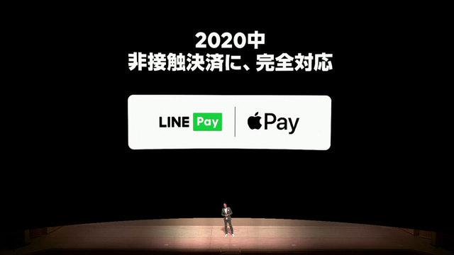 Apple Pay対応
