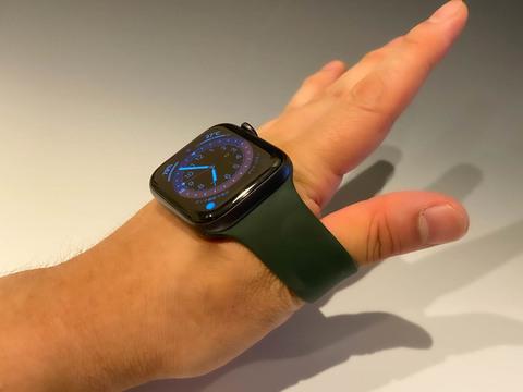 """実機レビュー「Apple Watch Series 6」……""""血中酸素の測定""""を体験、「ソロループ」は傑作だ   Business Insider Japan"""