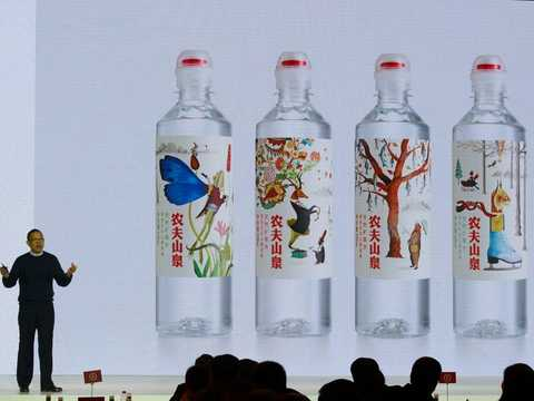 ジャック・マーを抜いて中国一の富豪になったのは、飲料水メーカーの ...