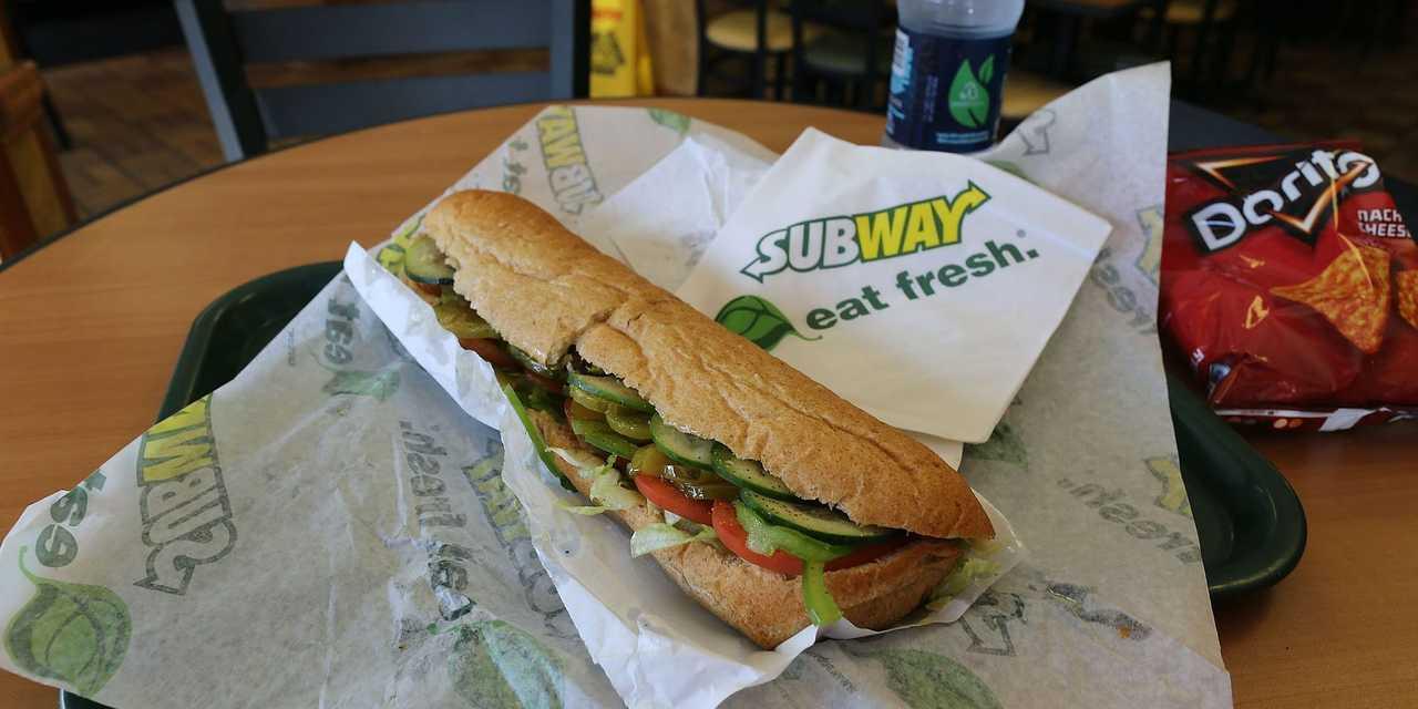 サブウェイのサンドイッチ。2015年10月、マイアミで撮影。記事内容とは関係ありません。