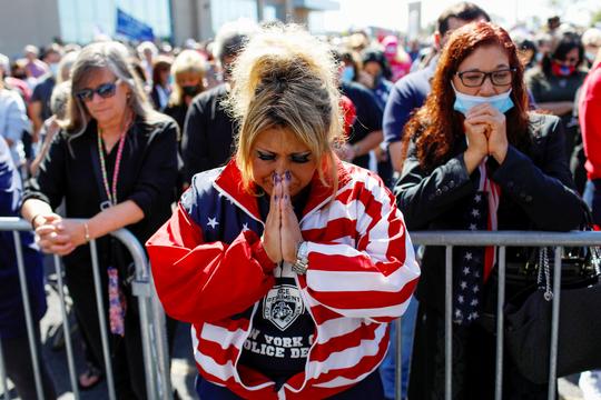 アメリカ トランプ 市民 新型コロナ 感染