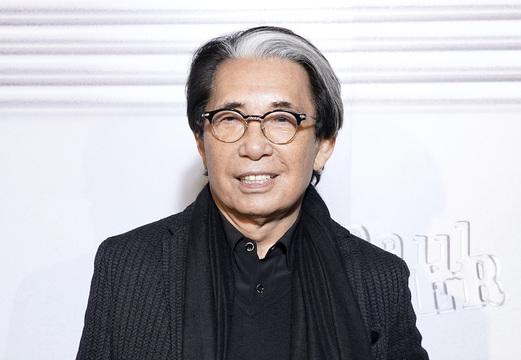 デザイナーの高田賢三さんが死去。81歳だった。