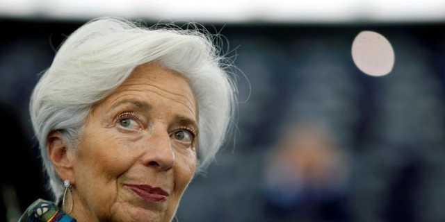 欧州中央銀行のクリスティーヌ・ラガルド総裁