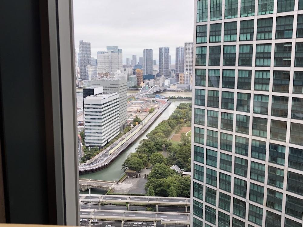 ザ ロイヤルパークホテル アイコニック 東京汐留(景色)