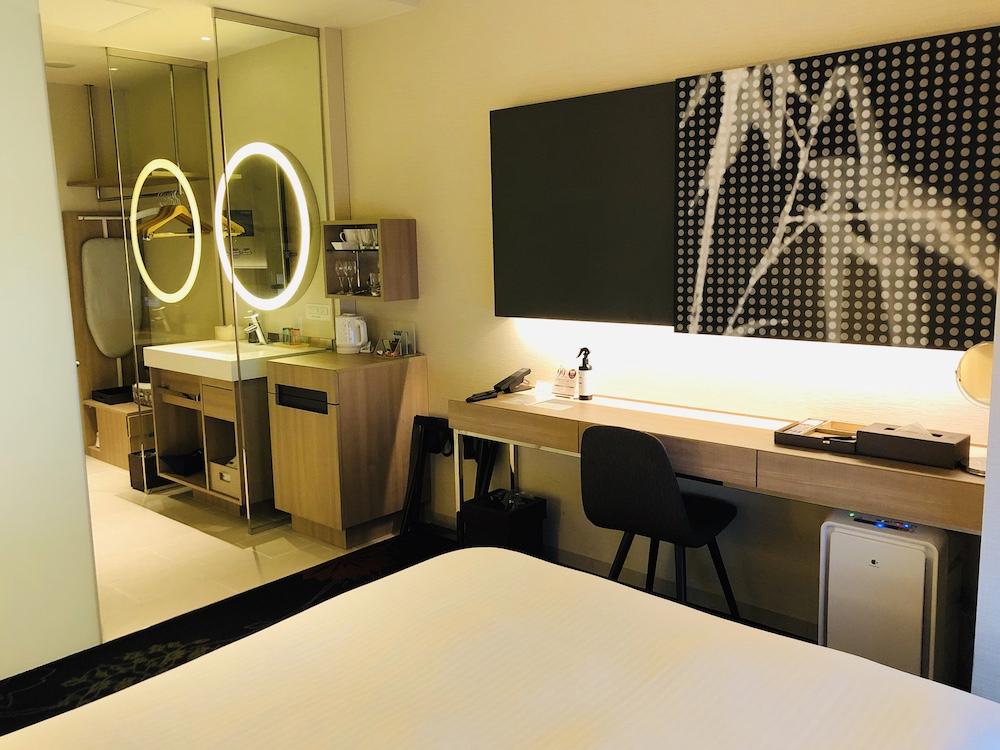 ミレニアム 三井ガーデンホテル 東京(客室)