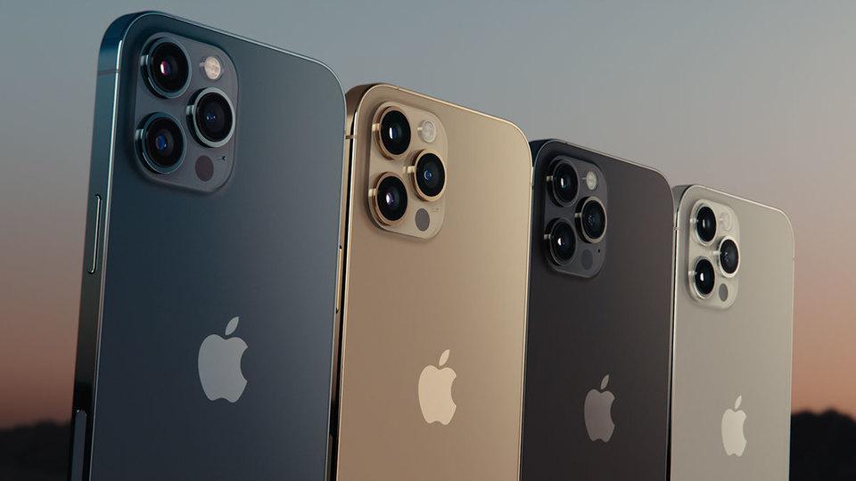 1アップルは10月13日(現地時間)、新型スマートフォン「iPhone 12」シリーズを発表した。iPhone 12シリーズは小型のmini、ノー...