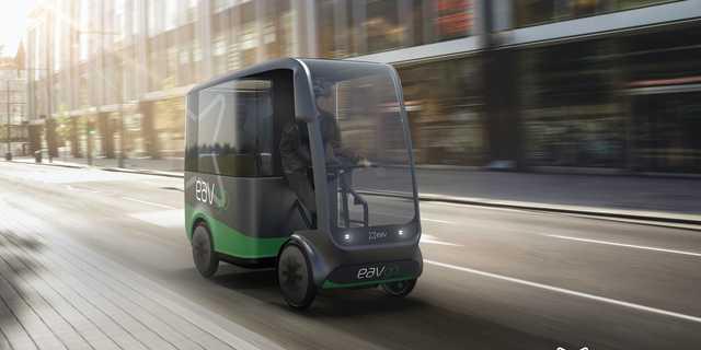 「交通量を半分にする」電気タクシー、Electric Assisted Vehicles