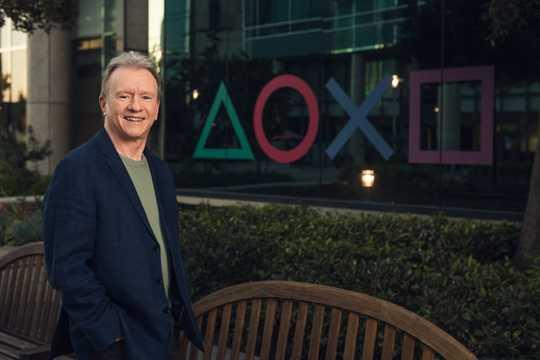 ソニー・インタラクティブエンタテインメントの社長兼CEO、ジム・ライアン。