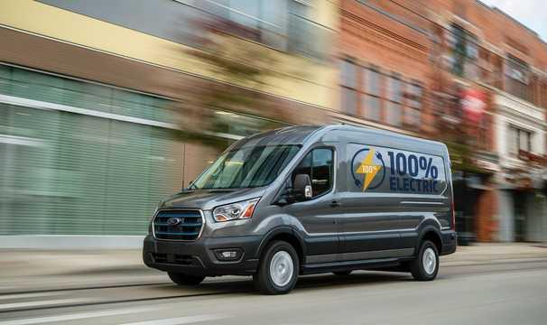 フォード E-Transit