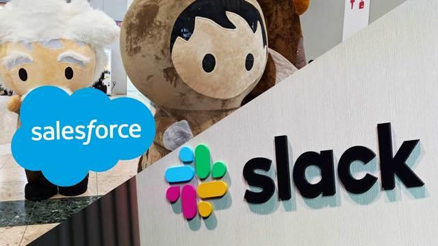SalesforceとSlack