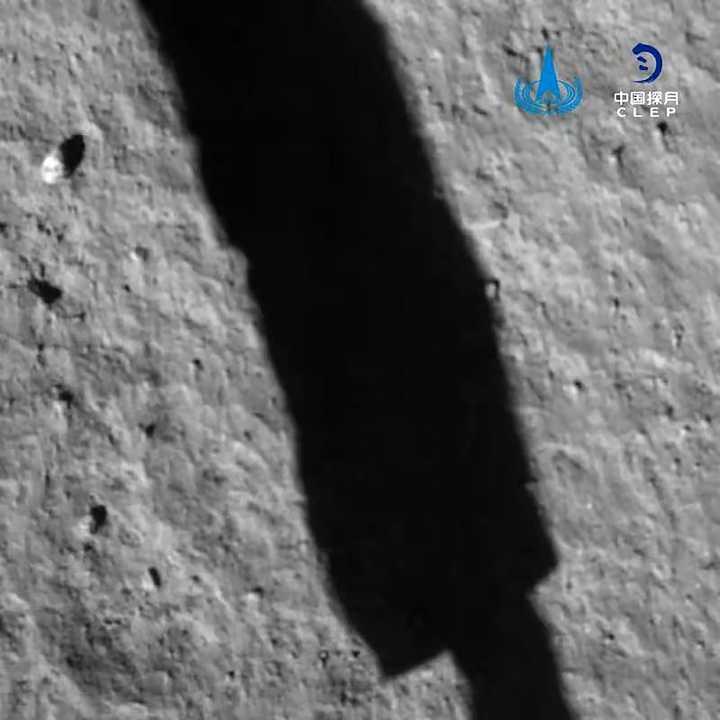 中国の国営メディアは12月1日、中国の無人探査機が月に着陸月からサンプルを取るミッションが一歩進んだと報じた。