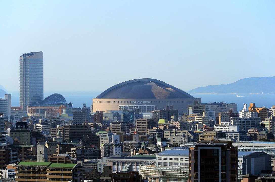 福岡ソフトバンクホークスの本拠地「福岡PayPayドーム」