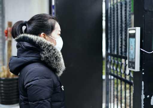 マスク 顔 認証 入退室時にマスクをつけていても顔認証は可能?その理由や仕組みを解説!