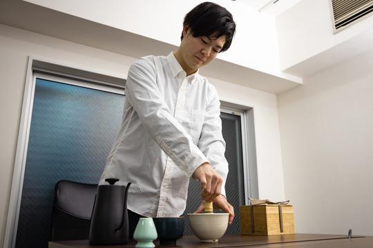 TeaRoom 代表取締役社長 岩本涼さん
