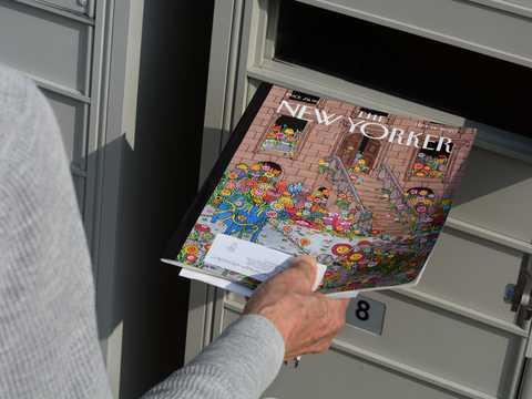 ニューヨーカー 雑誌