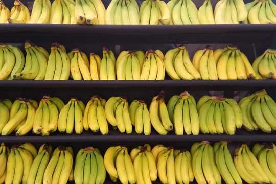 バナナの箱の中に、コカインも詰め込まれていた。