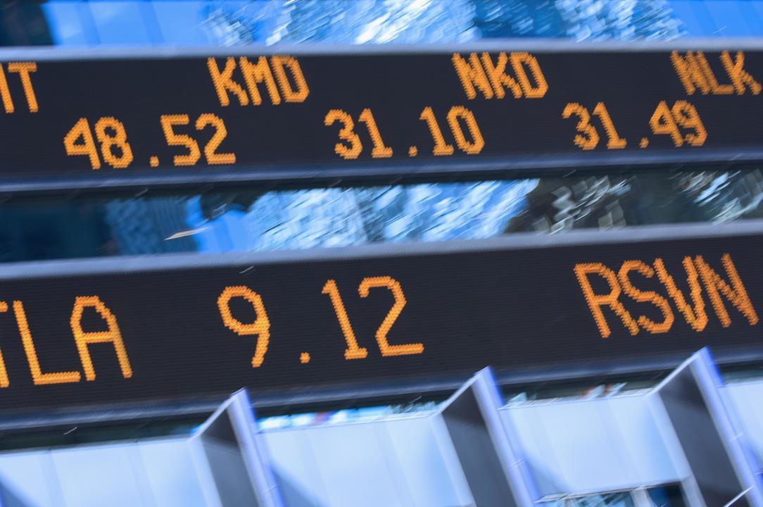 株式市場のイメージ写真