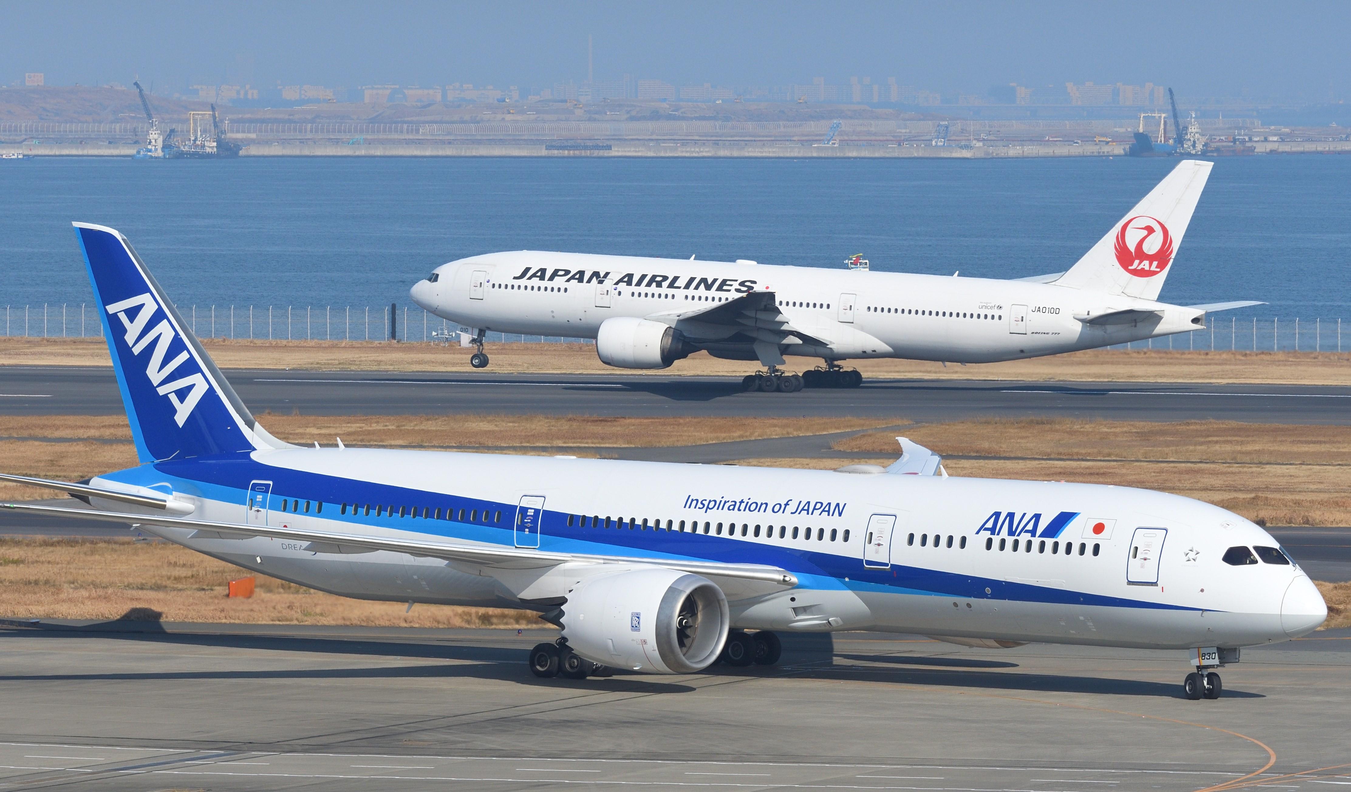 ANA・JALの社員出向が正直、期待できないワケ。航空業界、人件費以上の ...