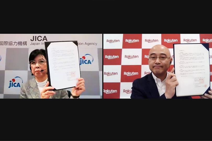 「開発途上国のサステナブル製品を楽天市場で」JICAと楽天が包括提携。テクノロジー活用も視野に