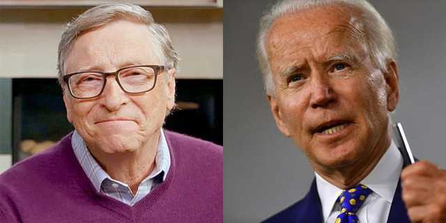 gates and biden