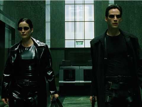 『マトリックス』1999年公開。