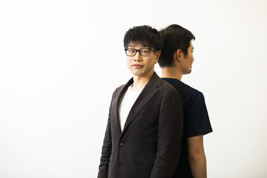 田中氏と沖山氏
