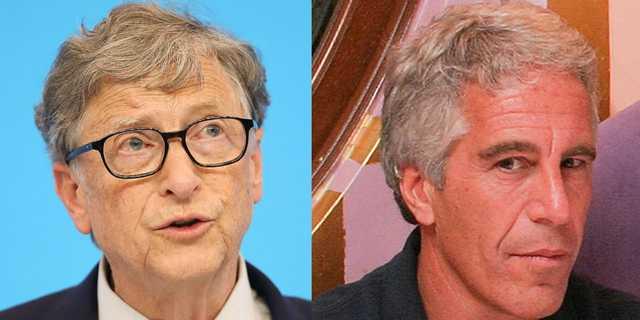 ビル・ゲイツとジェフリー・エプスタイン