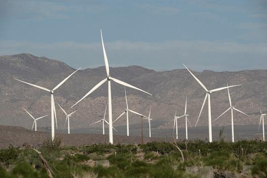風力発電のイメージ写真