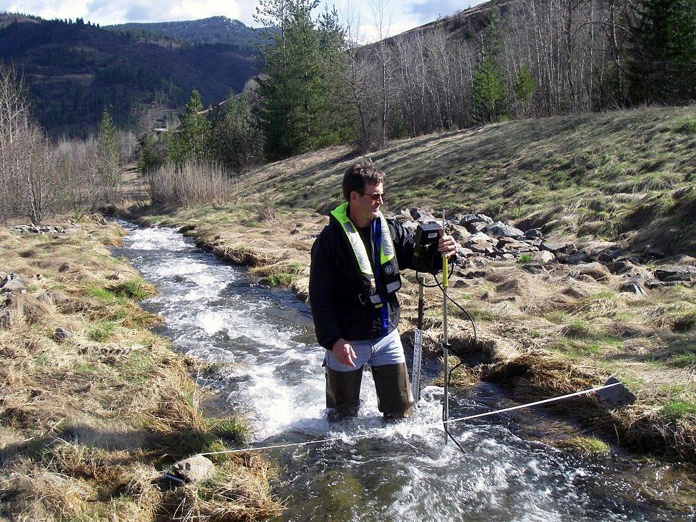 5. Hydrologists