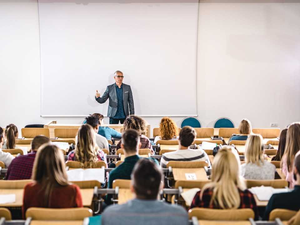 13. Postsecondary education teachers