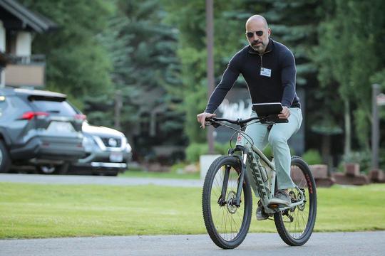 Dara Khosrowshahi, CEO of Uber Technologies Inc.