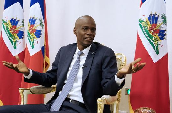 HAITI-PRESIDENT
