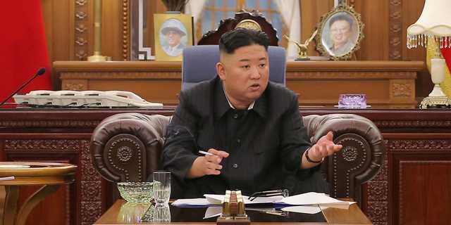 韓国の諜報機関は金正恩が18kg以上痩せたと見ている