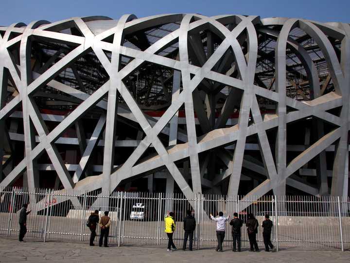 北京国家体育場。