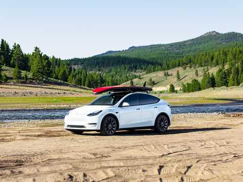 航続距離の長い電気自動車トップ10