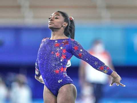 アメリカ女子体操チームの青い競技用レオタードには、ある意味が隠されている。