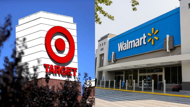 Tartget & Walmart