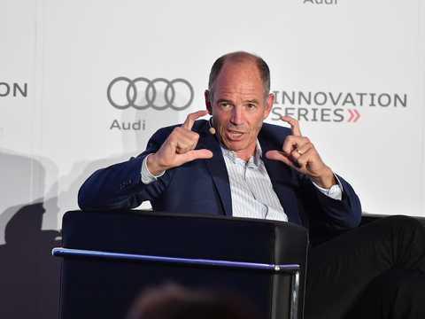 Netflixの元CEO、マーク・ランドルフ。